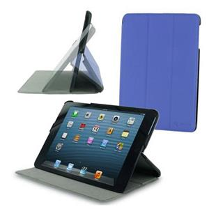 rooCASE Slimline Lightweight Shell Case for Apple iPad Mini, Blue: Picture 1 regular
