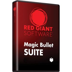 Red Giant Magic Bullet Suite 2010 V10 Crossgrade MBT-SUITE-CD