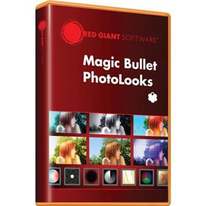 Red Giant Magic Bullet Photo-looks V1.5 MBT-PLOOKS-LIC