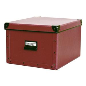 Cargo Naturals Collection Shelf Box, Red Spice: Picture 1 regular