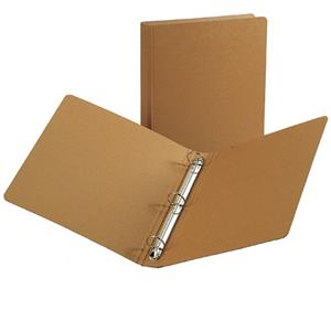 "Cargo 3-Ring Binder 10""X11.5""X1"" / Nutmeg 7290411"