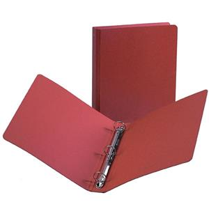 "Cargo 3-Ring Binder 10""X11.5""X1"" / Red Spice 7290711"