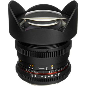 Rokinon 14mm T3.1 Cine Lens for Canon EF-Mount: Picture 1 regular