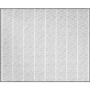 Rosco 3034 Cinegel 1/4 Grid Cloth, 20x24 Sheet: Picture 1 regular