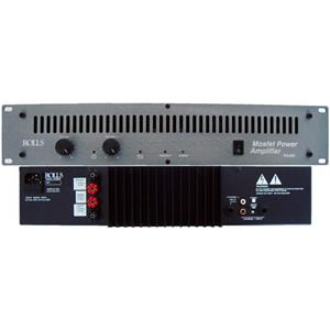 Rolls RA200 100 W/2 Channel Power Amplifier RA200