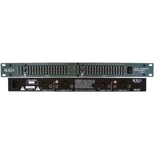 Rolls REQ215 Dual 15 Band Graphic Equalizer: Picture 1 regular