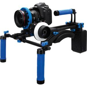 Redrock Micro DSLR Field Cinema Deluxe Bundle (microFollowFocus 18-066-0001