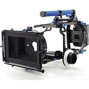 Redrock Micro ultraCage blue 15mm Studio Bundle