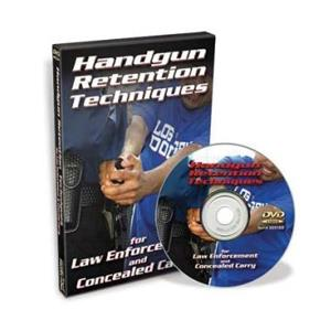 Gun Video Handgun Retention Techniques, Law Enforcement: Picture 1 regular