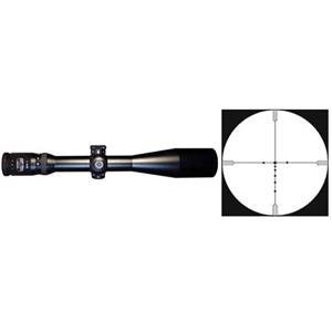 Schmidt & Bender 4-16x50mm Klassik Series Riflescope #8 Dot (varmint) Reticle: Picture 1 regular
