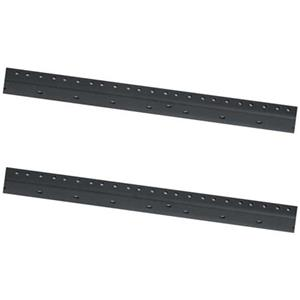 Raxxess 12U Rack Rail, Pair: Picture 1 regular