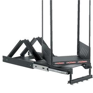 Raxxess 43U Heavy Duty Pull-Out and Rotating Rack ROTR-HD-43