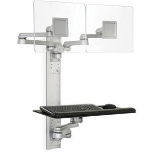 Savage Tech Table Double Monitor Wall Mount: Picture 1 regular