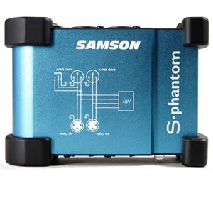 Samson S-Phantom 48 Volt Phantom Power Supply: Picture 1 regular