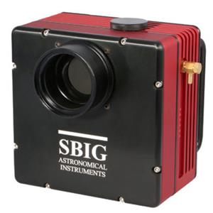 SBIG STT-8300M Camera with Self-Guilding Filter Wheel Color Plus Package: Picture 1 regular
