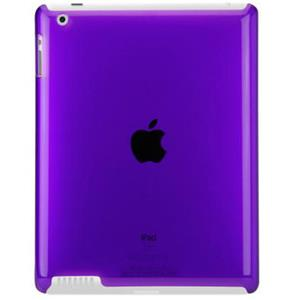 Scosche IPD2PCPU snapSHIELD P2 Case for iPad 2, Purple: Picture 1 regular