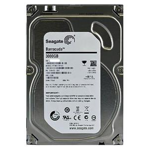 Seagate Barracuda 3TB Hard Drive, 7200 RPM Spin Speed: Picture 1 regular