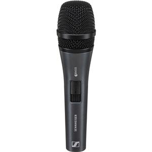 Sennheiser E845-S Wired Supercardioid Handheld Dynamic Microphone #E845S: Picture 1 regular