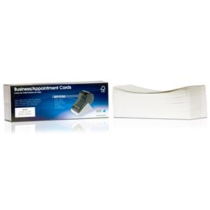 Seiko SLP-FCS2 2.25 x 3.5 inch Appointment Card, White: Picture 1 regular