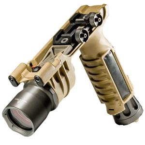 SureFire M910ATNRD Vertical Foregrip WeaponLight, Tan: Picture 1 regular