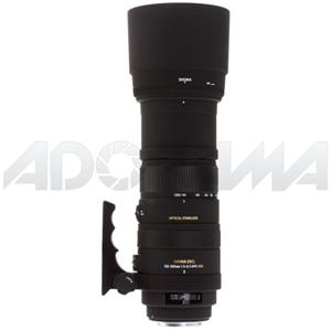 Sigma 150-500mm f/5-6.3 DG APO OS (Optical Stabilizer) HSM AutoFocus Telephoto Zoom Lens 737101