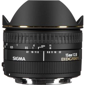 Sigma 15mm F/2.8: Picture 1 regular