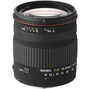 Sigma 18mm - 200mm f/3.5-6.3 DC OS Autofocus As...: Picture 1 regular