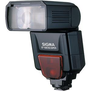 "SIGMA EF-500 SUPER ""DG"" FLASH F/NK AF...: Picture 1 regular"