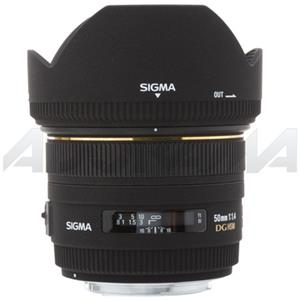 Sigma 50mm F/1.4: Picture 1 regular