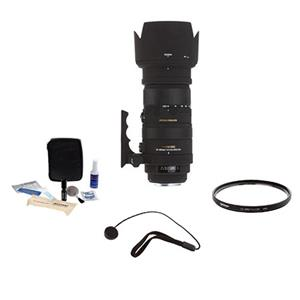 Sigma 50-500mm f/4.5-6.3 APO DG OS HSM Lens Kit 738-101