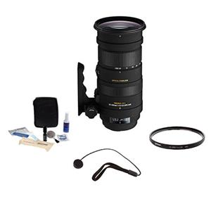 Sigma 50-500mm f/4-6.3 APO DG OS HSM Lens Kit 738-205