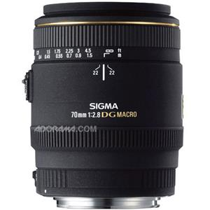 Sigma 70mm F/2.8: Picture 1 regular