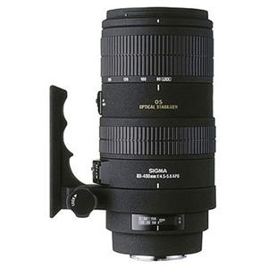 Sigma 80-400mm f/4.5-5.6 EX DG OS (Optical Stab...: Picture 1 regular