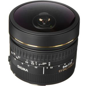 Sigma 8mm F/3.5: Picture 1 regular