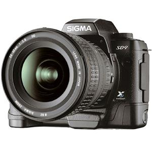 Sigma Sd-9 Digital Slr Camera: Picture 1 regular