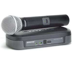 Shure PG24/PG58-H7 Performance Gear Wireless Handheld System PG24/PG58-H7