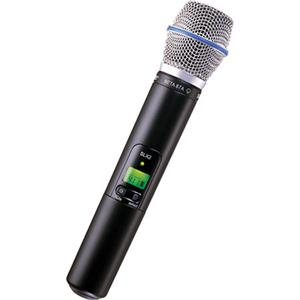 Shure SLX2/BETA87A-L4 Handheld Wireless UHF Transmitter SLX2/BETA87A=-L4