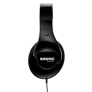 Shure SRH240A Professional Around-Ear Quality Headphones SRH240A