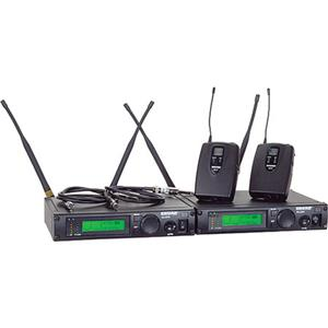Shure ULXP14D-J1 Table Top/Rack Mount UHF Dual Wireless Guitar System ULXP14D-J1