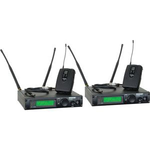 Shure ULXP14D-X1 Table Top/Rack Mount UHF Dual Wireless Guitar System: Picture 1 regular