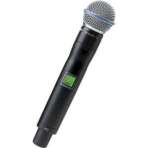 Shure UR2/BETA58-X1 Handheld Wireless Microphone Transmitter UR2/BETA58-X1