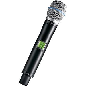Shure UR2/BETA87A-X1 Handheld Wireless Microphone Transmitter UR2/BETA87A-X1