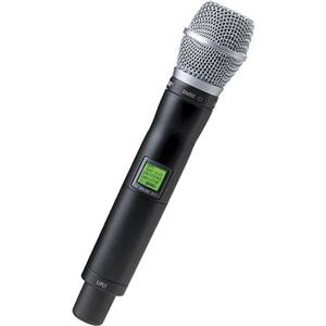 Shure UR2/SM86-X1 Handheld Wireless Microphone Transmitter with SM86 Head: Picture 1 regular