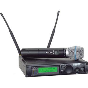 Shure ULXP24/BETA87C-M1 Wireless Handheld Microphone System ULXP24/BETA87C-M1