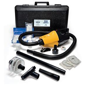 Sirchie Microparticle Evidence Vacuum Sweeper Kit 618E1220
