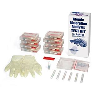 Sirchie Atomic Absorption Analysis Test Kit AAA100
