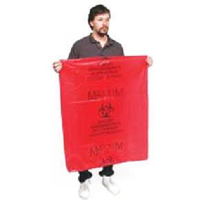 Sirchie Biohazard Disposable Bag BDB3041