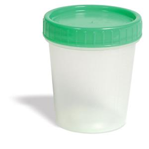 Sirchie Liquid or Solid Specimen Container BUK1006