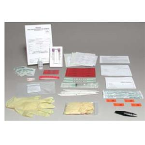 Sirchie Crime Scene DNA Evidence Collection Kit DNA100