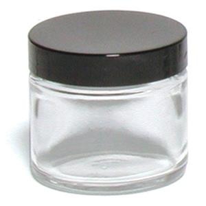 Sirchie Evidence Collection Glass Jar ECGJ2